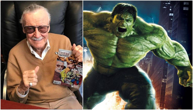 Prepoznatljivu zelenu Hulk je dobio zbog problema u tiskari
