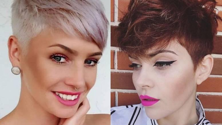 Ako razmišljate o skraćivanju kose, predlažemo deset stilova