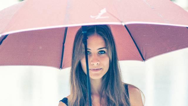 Frizura na kiši
