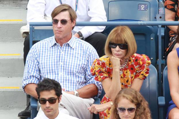 Celebrities US Open 2011 - Day 13 - Flushing Meadows