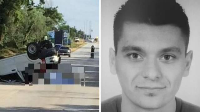 Policajac mrtav, policajka teško ozlijeđena: Udario ih je BMW...