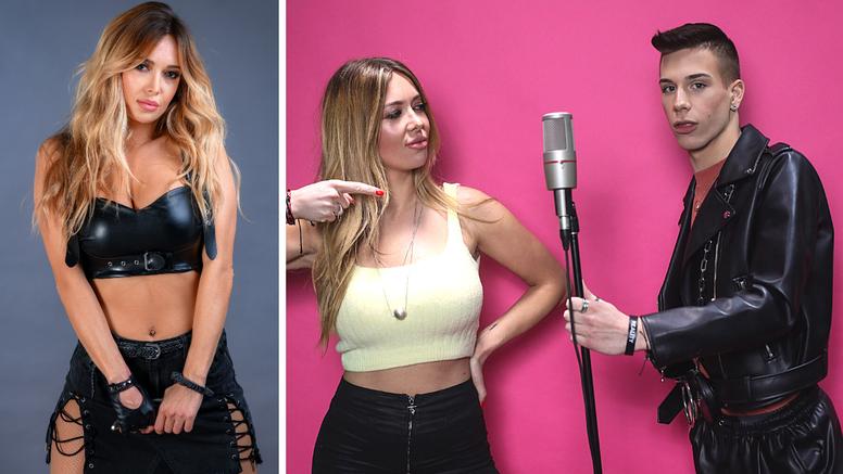 Lille 'skinula' hitove 'uraganki' i Stojana pa priznala: Razmišljam da snimim album covera...