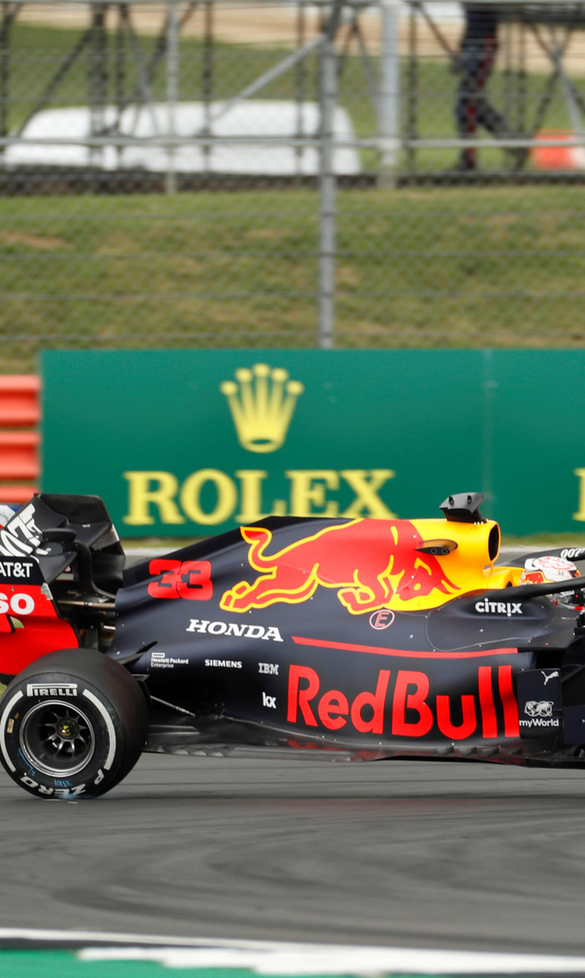 Vettel se zabio u Verstappena, ovaj je poludio: Ma koji ku***?