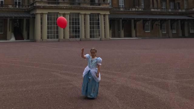 Princeza Harper proslavila je rođendan u kraljevskoj palači