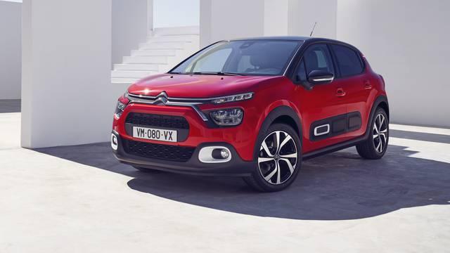 Stigao redizajnirani Citroën C3 s novim izgledom i opremom