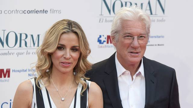 'Norman: The Moderate Rise and Tragic Fall of a New York Fixer' Premiere In Madrid