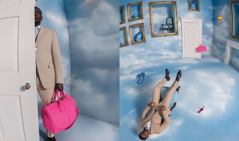 Kao u raju: Nova Louis Vuitton kampanja prkosi gravitaciji