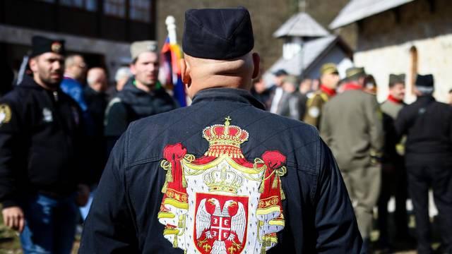 Pripadnici Ravnogorskog pokreta okupili su se u Višegradu
