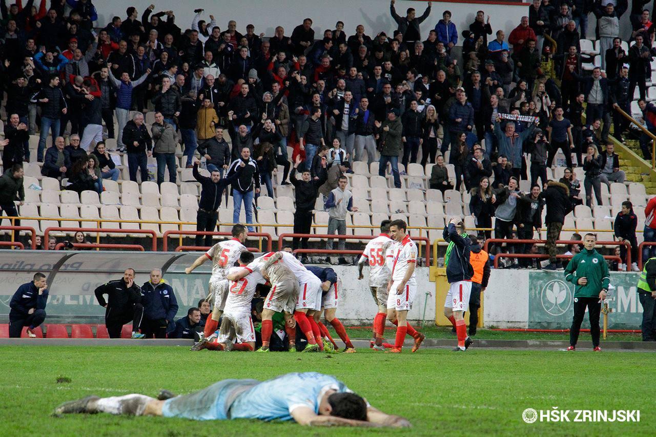 Mostar slavi: Zrinjski pobijedio Široki i osvojio naslov prvaka!