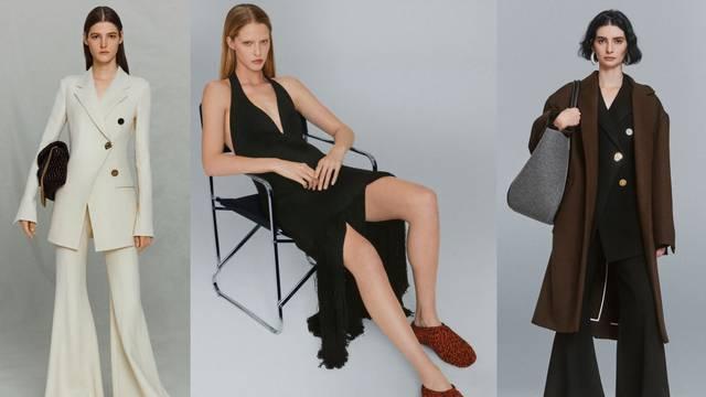 Trapezice, sakoe i meke haljine donosi dvojac Proenza Schouler