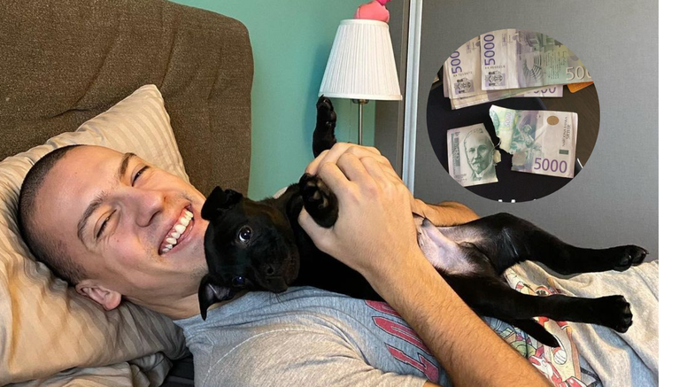 Baka Prase: 'Pas mi je pojeo pare i našao neke guzate tete'