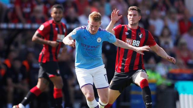 Premier League - AFC Bournemouth v Manchester City