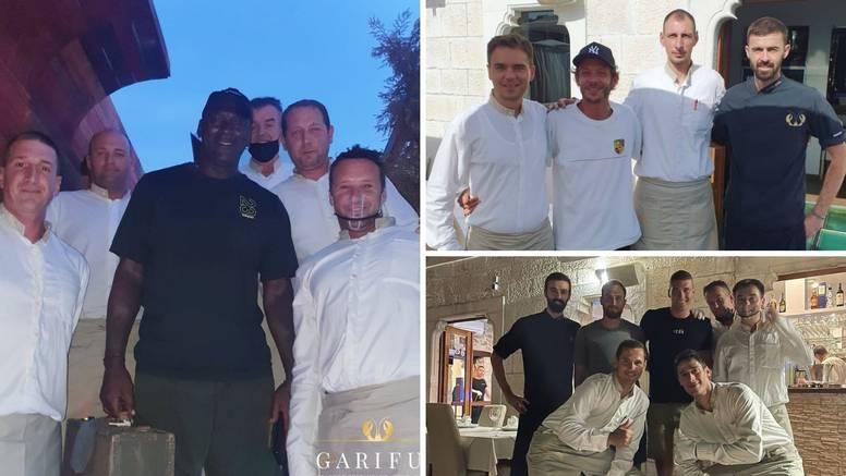 Restoran za najveće face: U Garifulu su ovo ljeto bili Jordan, Valentino Rossi, Jan Oblak...