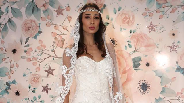 'Pikira' vjenčanicu: Lokasova djevojka spremna je za brak