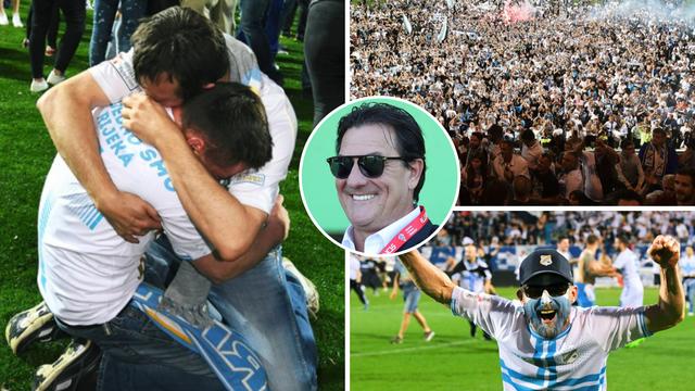 Prva HNL 16/17.: Sezona u kojoj je Rijeka ispunila desetljećima nedostižni san i srušila Dinamo