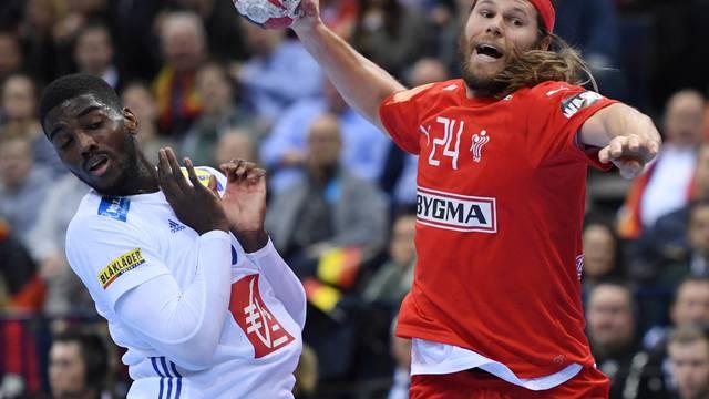 IHF Handball World Championship - Germany & Denmark 2019 - Semi Final - Denmark v France