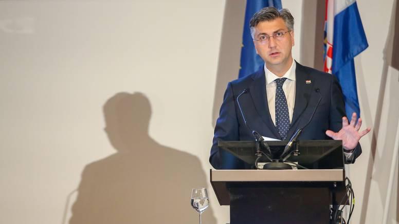 Premijer Plenković: Sve se moglo rješavati i bez štrajka