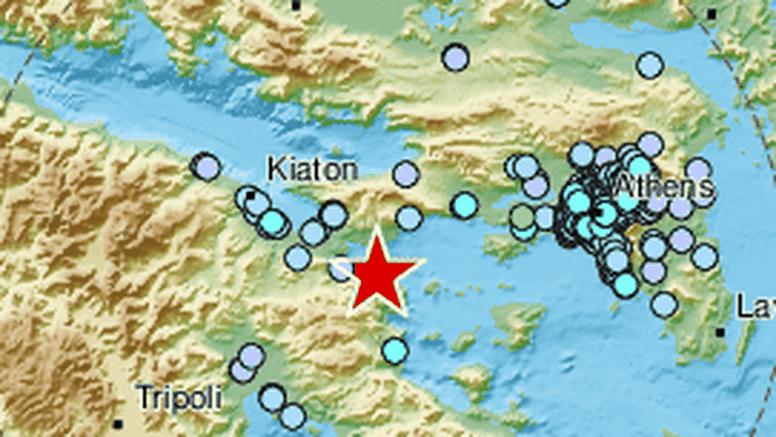 Potres magnitude 4,1 pogodio Grčku, zasad nema štete