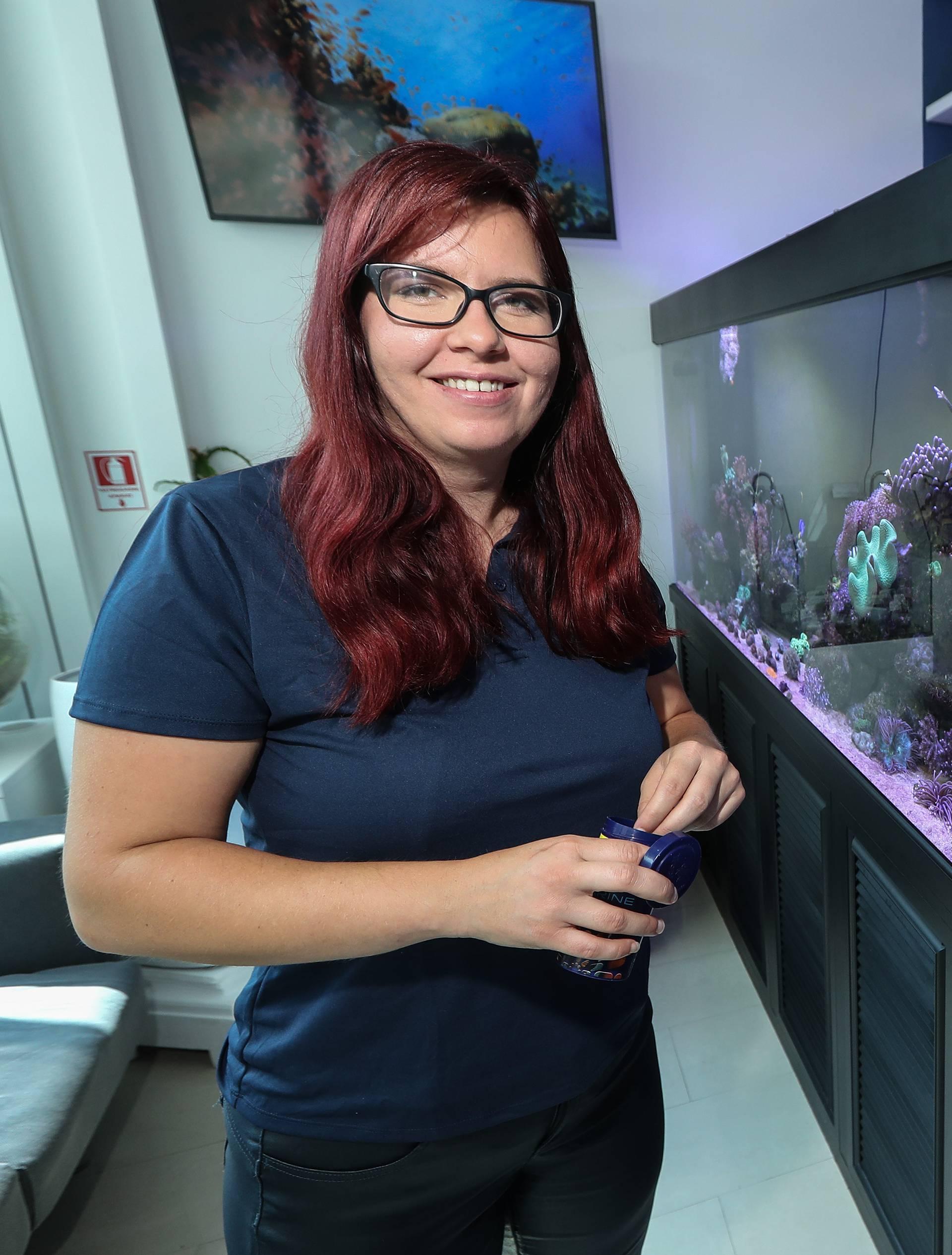 Prvakinja svijeta: Nitko ne zna urediti akvarije ljepše od Petre