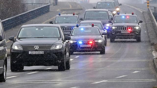 Pripremite se na velike gužve, u Zagreb dolaze EU ministri