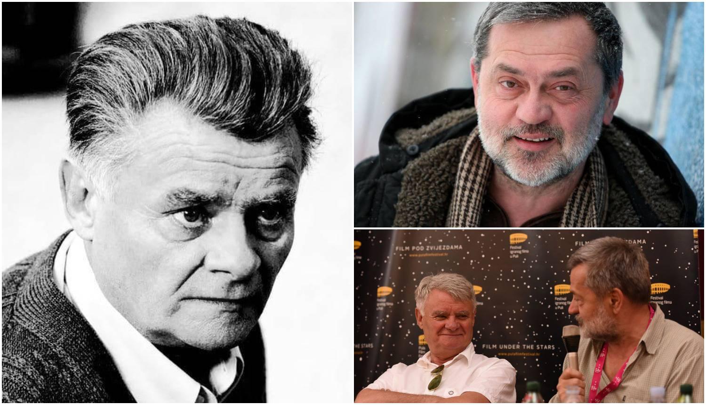 Schmidt je s glumcem bio kum: 'Gregurević je najteži film ikad'