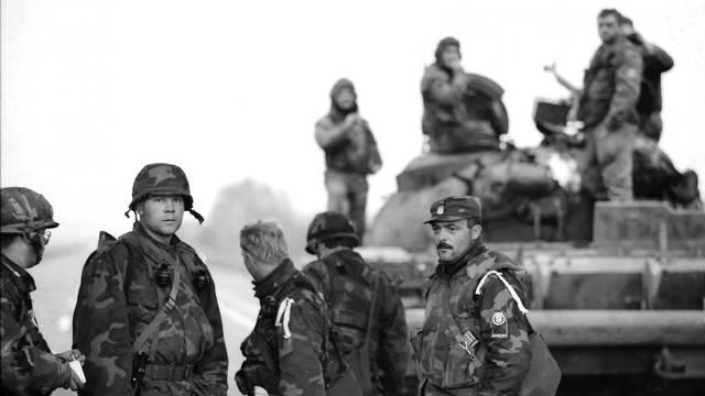 Tajni spisi CIA-e i SAO Krajine:  Pobunjeni Srbi bili su razočarani jer im je i Legija okrenuo leđa
