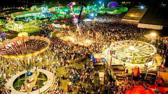 6 pozornica, restorani i najveći lunapark na Rujanfestu