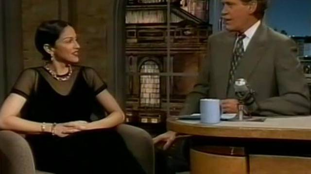 Madonnin intervju s Davidom Lettermanom najcenzuriraniji je u povijesti SAD-a: Oborio rekord