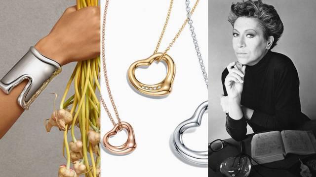 Preminula Elsa Peretti, slavna dizajnerica Tiffany & Co. nakita