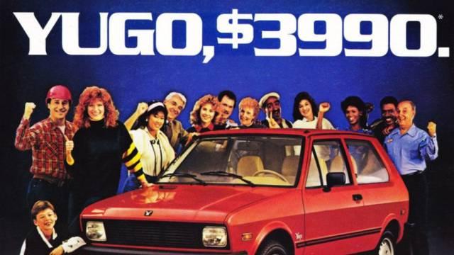 Prije 12 godina proizveli su  zadnji Yugo: Jedni ga obožavali, Amerikancima je najlošiji ikad