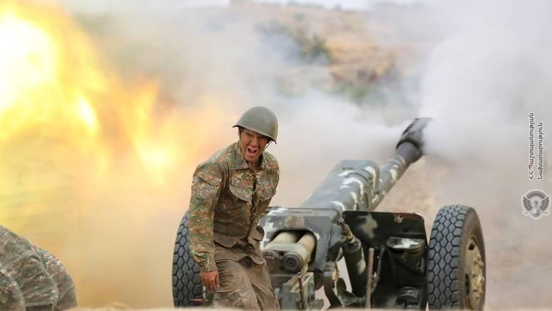 Novi napadi na Stepanakert, glavni grad Nagorno-Karabaha