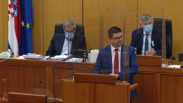 Sanader napao Hajdukovića: 'Vi imate loše društvo, istukao vas je partner. Brinite o svojoj kući'