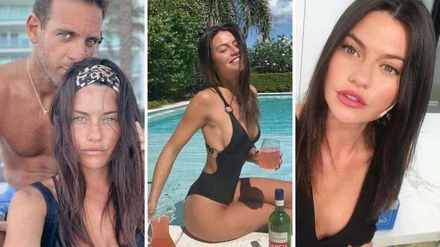 Lijepa Sofia ostavila je Delpa: Otišla sam i više se nismo čuli
