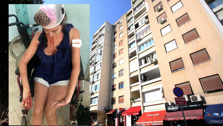 Pozvali je u Split: Pretučena Britanka rekla da bi se vratila