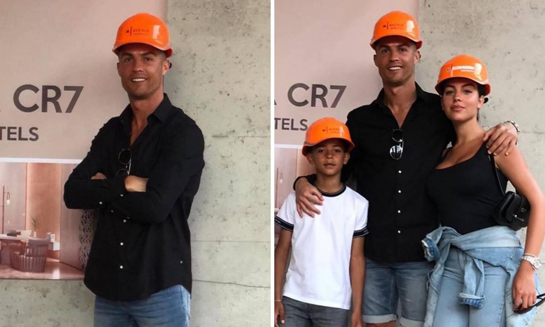 Možemo li popraviti to, šefe Ronaldo? Naravno da možemo!