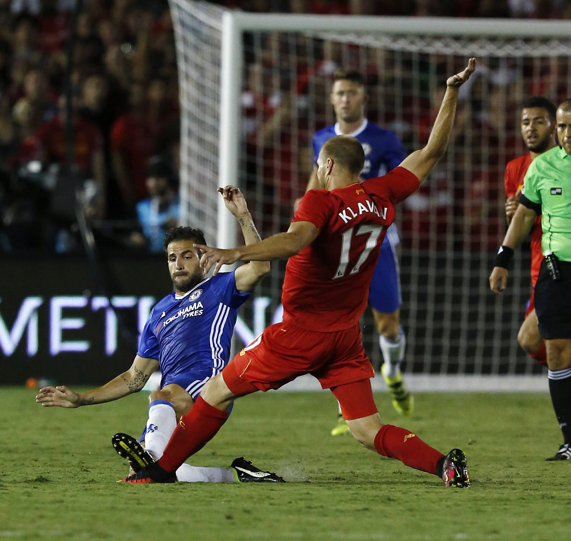 Liverpool v Chelsea - International Champions Cup