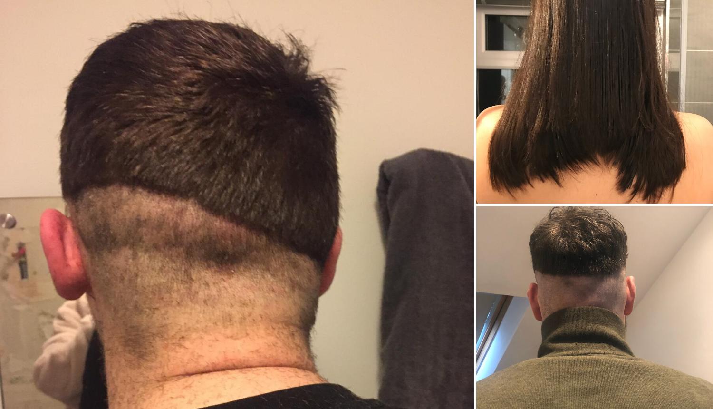Frizura u karanteni: Pokušali se sami ošišati pa nasmijali sve