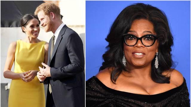 Harryju i Meghan priskočit će u pomoć Oprah: Snimaju serijal...