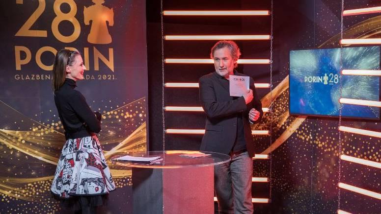 Najviše nominacija za Porin su  osvojili grupa Pavel i  gitaristički trio Pešut, Kovačić i  Lesić...