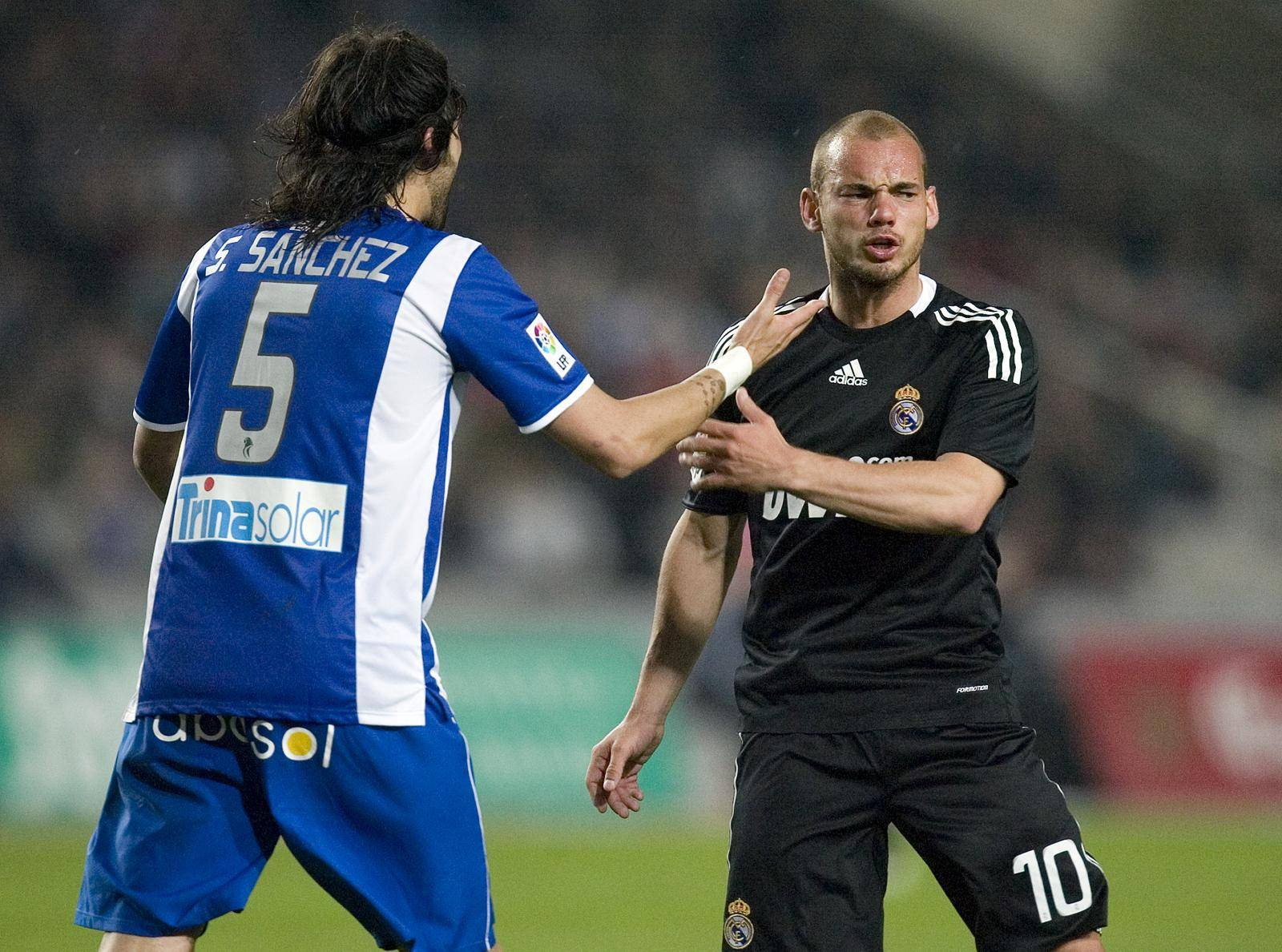 Soccer - Spanish Primera Liga - Espanyol v Real Madrid
