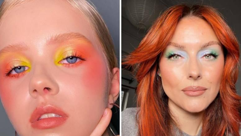 Ljetni make up za oči: Naglasite oči i eksperimentirajte s bojama