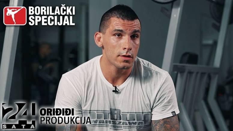 Aleksandar Ilić: Roberto Soldić je najbolji, a mene ćete možda gledati u poluteškoj kategoriji...