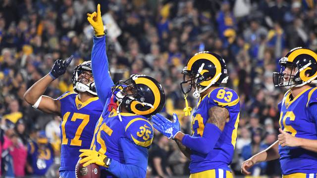 NFL: NFC Divisional Playoff-Dallas Cowboys at Los Angeles Rams