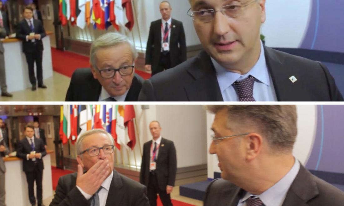 Plenki ide Junckeru: Objasnit će zašto ne prihvaća arbitražu