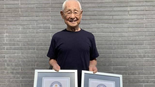 Triatlonac (87) postao najstariji čovjek koji je završio Ironman