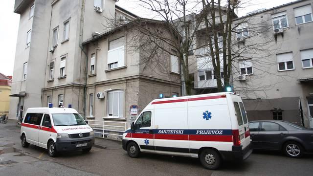 Zagreb: KBC Sestre milosrdnice u iščekivanju pacijenata iz Siska i okolice