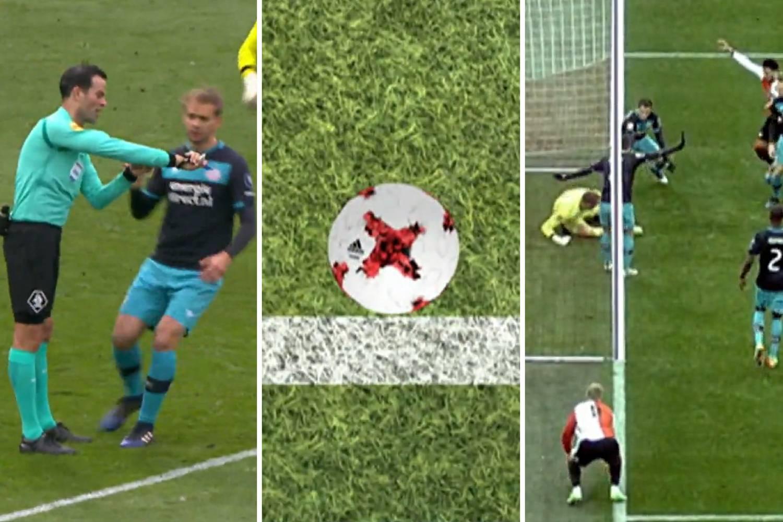 Tehnologija će odlučiti prvaka? Feyenoord slavio za milimetar!