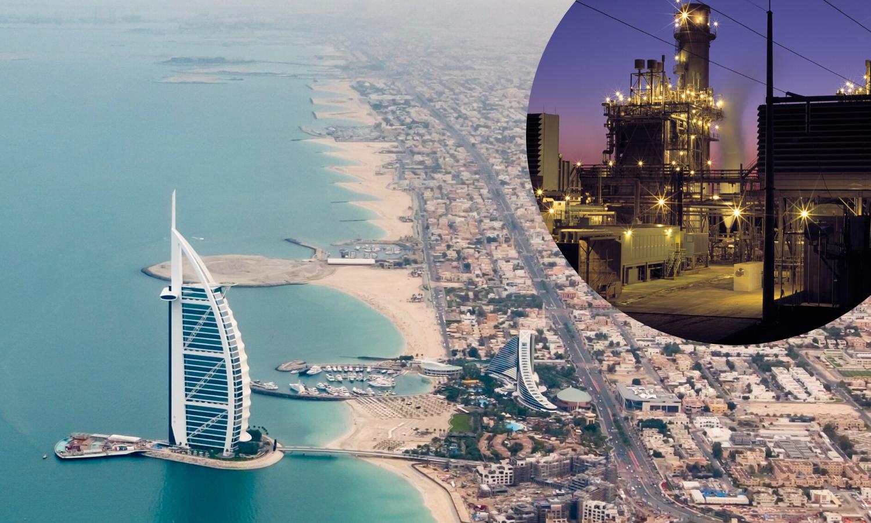 U Dubaiju otkriveno novo veliko nalazište prirodnog plina