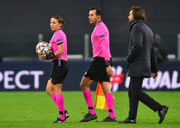 Champions League - Group G - Juventus v Dynamo Kyiv