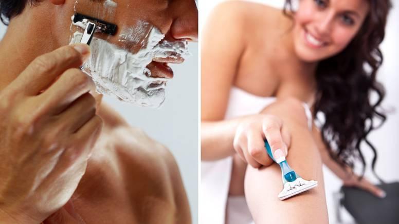 Domaća pjena za brijanje od aloe vere štiti kožu od iritacija